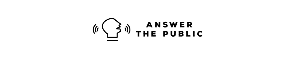 Logo W-Fragen Tool Answer-the-Public